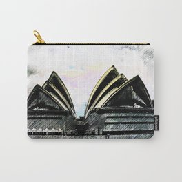Sydney Opera House  Collection II Carry-All Pouch