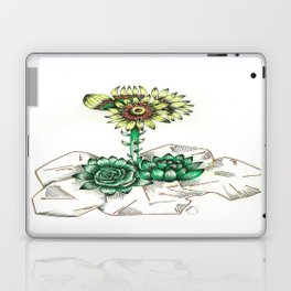 Succulent Structure Laptop & iPad Skin