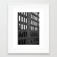 metal Framed Art Prints featuring Metal by CarienMoore