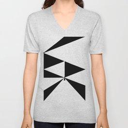 Triangles 2 Unisex V-Neck