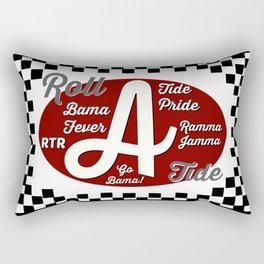 Roll Tide! Rectangular Pillow