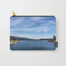 Big Bear Lake Carry-All Pouch
