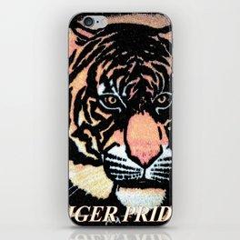 TIGER PRIDE iPhone Skin