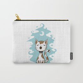 Singing Cat Carry-All Pouch
