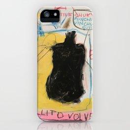 Simona's Eyes iPhone Case