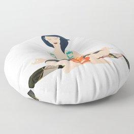 Yoga partners Floor Pillow