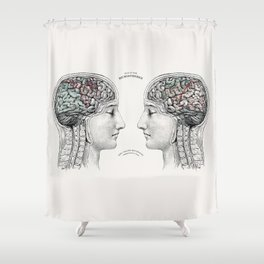 The Grand Division Shower Curtain