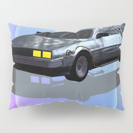 Back to the Future Pillow Sham
