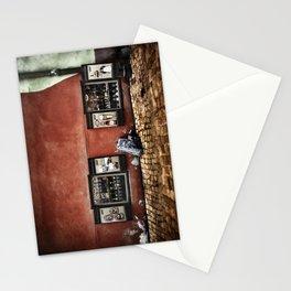 Mini Shops Stationery Cards