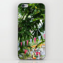 Dreamy Mexican Street iPhone Skin