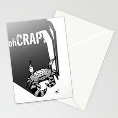 Zodiac CANCER Stationery Cards