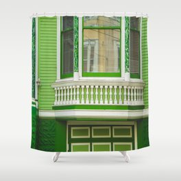 Untitled House 4 Shower Curtain