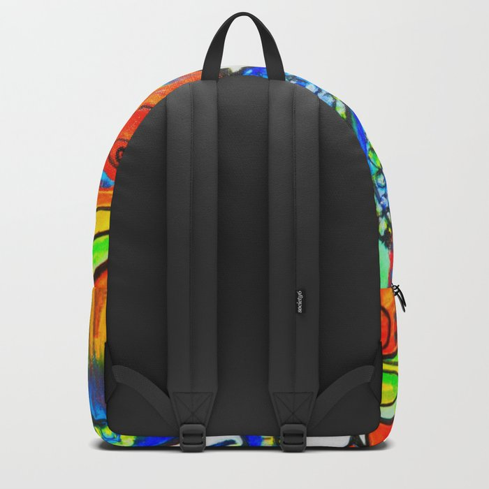 Kiss Me  #society6 #decor #buyart Backpack
