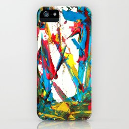Press Play  iPhone Case