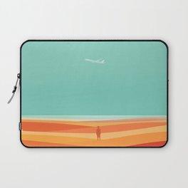 Where the sea meets the sky Laptop Sleeve