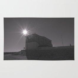 A church (against the sun) Rug