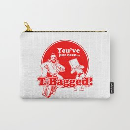 T BAG - MR. T PARODY Carry-All Pouch