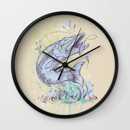 Pike Dream Wall Clock