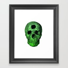 Enlightenment or Suicide Framed Art Print