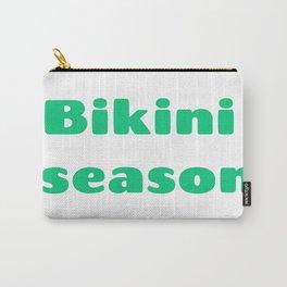 Bikini Season Carry-All Pouch