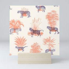 Where they Belong - Tigers Mini Art Print