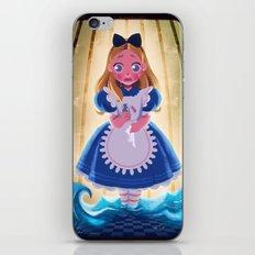 Alice - Pool of Tears iPhone & iPod Skin