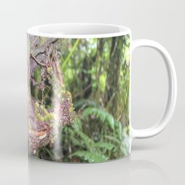 The CRY of Death - Tradewinds trail marvels on El Yunque rainforest PR Coffee Mug