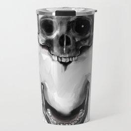 skull Travel Mug