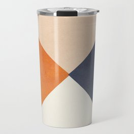 Attached Abstraction 08 Travel Mug