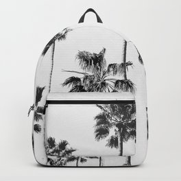 Black & White Palms 3 Backpack
