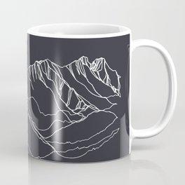Dusk on the Tantalus Coffee Mug