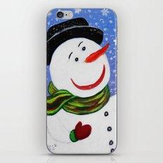 Christmas card 5 iPhone & iPod Skin