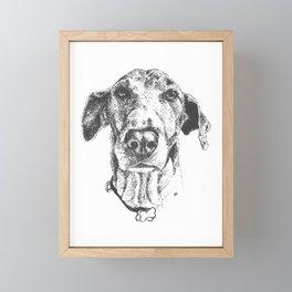 'Sup, dawg? Framed Mini Art Print