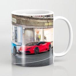 Huacan Spyder & Coupe Coffee Mug