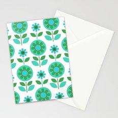 Hills & Daylesford Blue Stationery Cards