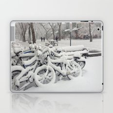 Let's Snow! Laptop & iPad Skin