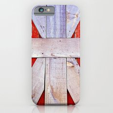 'BARN GRID' Slim Case iPhone 6s
