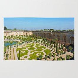 The Orangerie at Versailles Rug