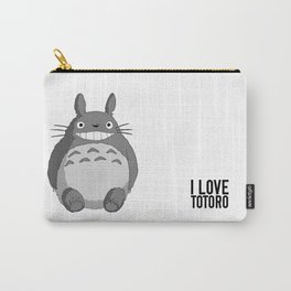I Love Totoro Carry-All Pouch