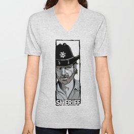 Sheriff Unisex V-Neck