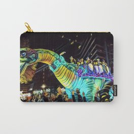 Bacchasaurus Carry-All Pouch