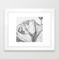 you had me Framed Art Print