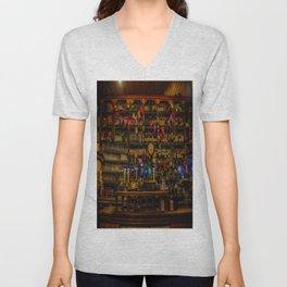 Old Irish Pub Unisex V-Neck