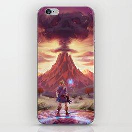 Death Mountian iPhone Skin