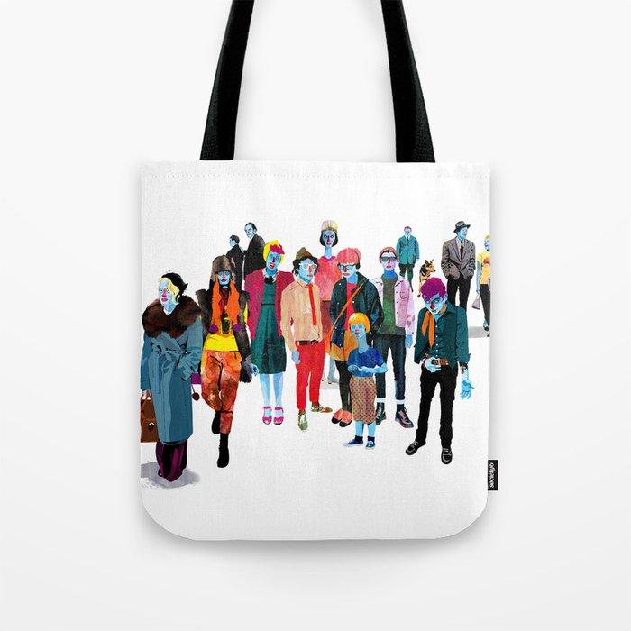 Pandilla Tote Bag