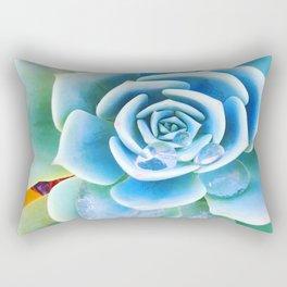 Succulent Tears Rectangular Pillow
