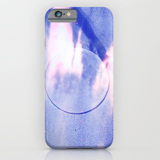 """Night Time, My Time"" by Cap Blackard iPhone & iPod Case"