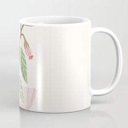 Flower In a Pot Coffee Mug