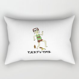 Party Time Rectangular Pillow
