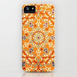 Mandala Inspiration 36 iPhone Case